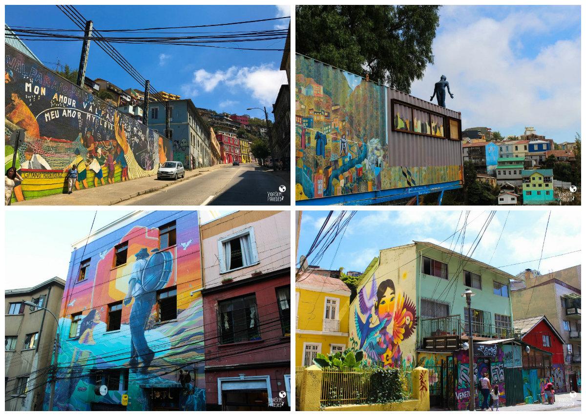 O que fazer em Valparaíso, Chile: walking tour