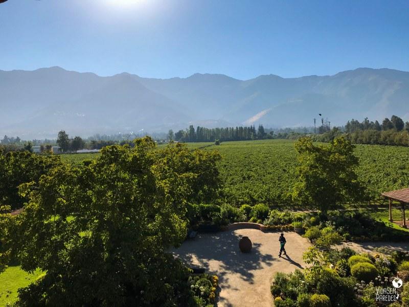 Viña Aquitania - Valle del Maipo, Santiago - Chile