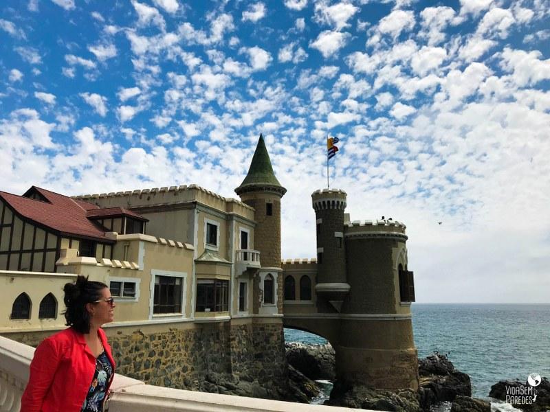 Melhores pontos turísticos em Viña del Mar, Chile: Castelo Wullf