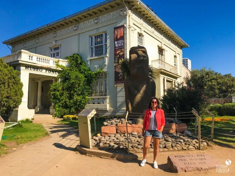 Melhores pontos turísticos em Viña del Mar, Chile: Museu Fonk