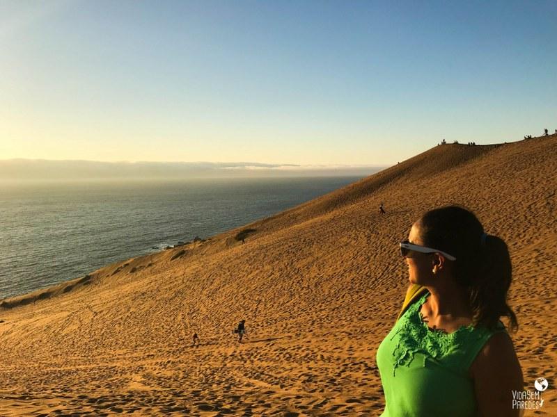 Melhores pontos turísticos em Viña del Mar, Chile: Dunas de Concón