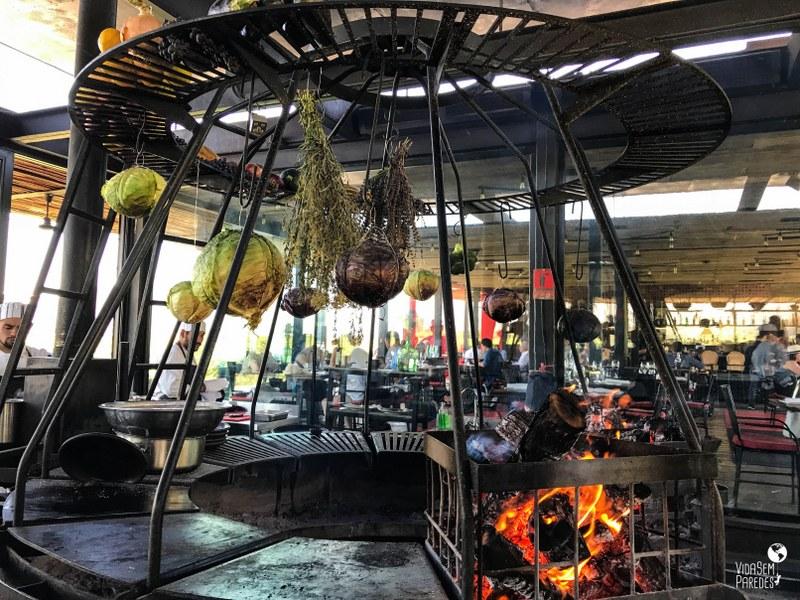 O que fazer em Santa Cruz, no Valle de Colchagua (Chile): Fuegos de Apalta
