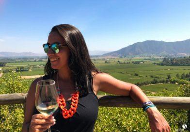 Vinícolas no Valle de Colchagua: a premiada Viña Montes