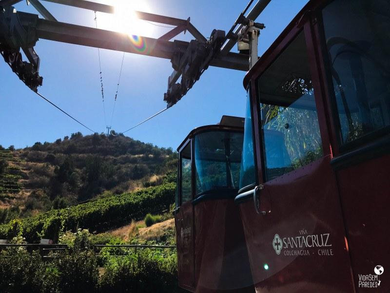 O que fazer em Santa Cruz, no Valle de Colchagua (Chile): Cerro Chaman