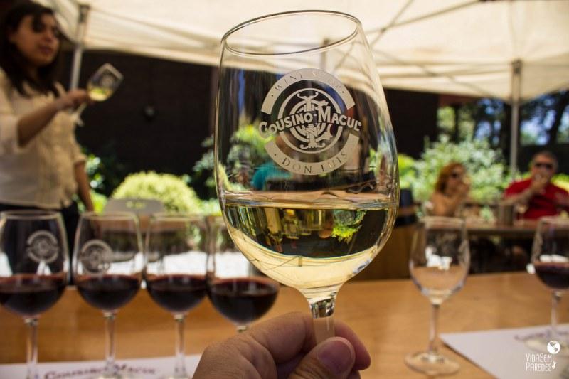 Melhores vinícolas no Valle del Maipo no Chile: Cousiño Macul