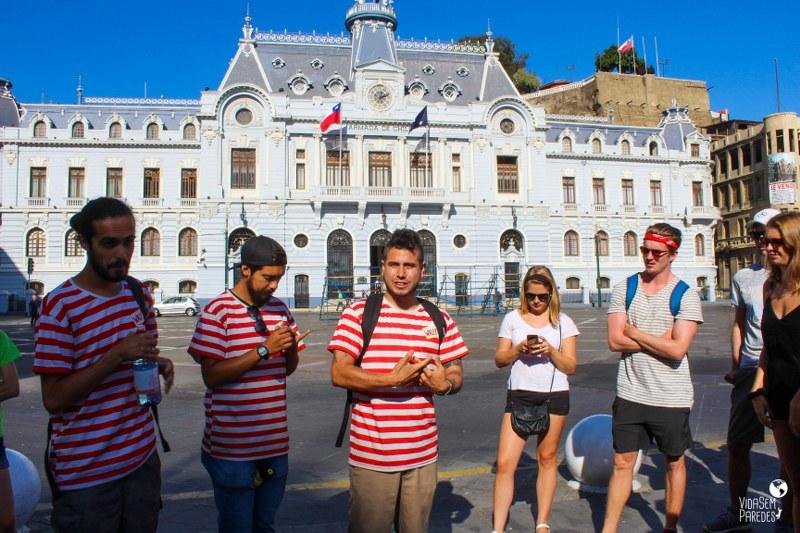 City tour em Valparaíso, Chile