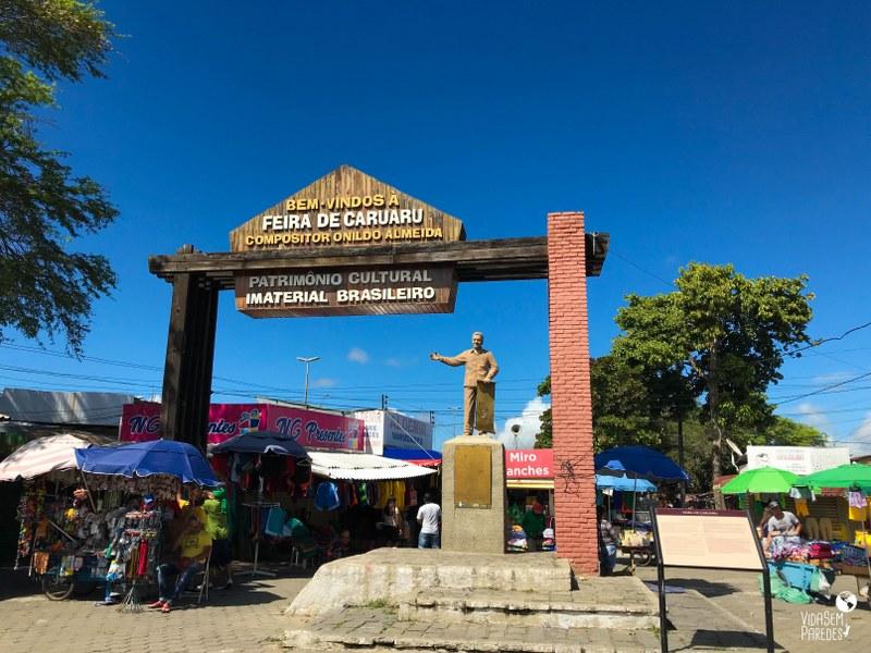 O que fazer em Caruaru (Pernambuco): Feira de Caruaru
