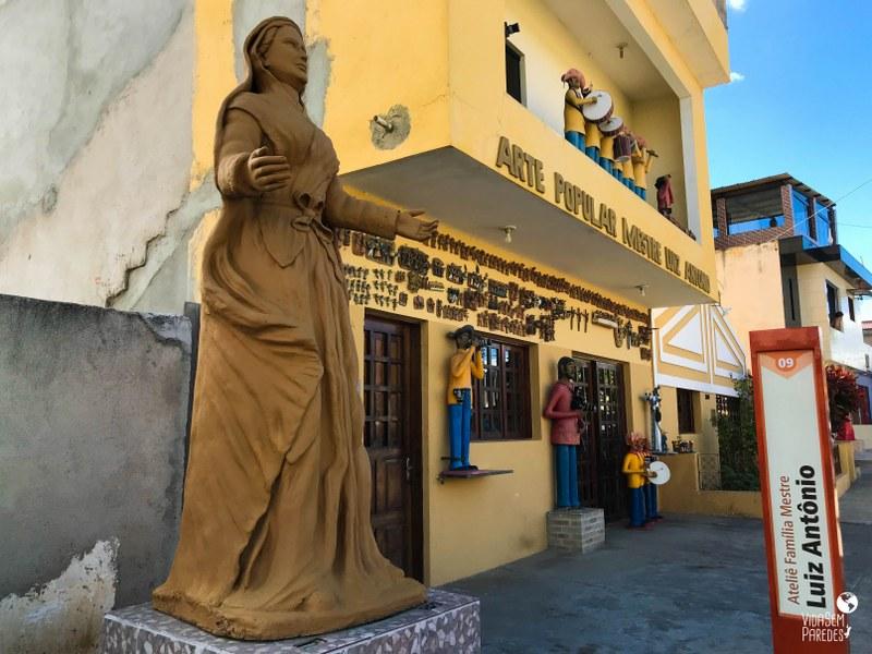 O que fazer em Caruaru (Pernambuco): Alto do Moura
