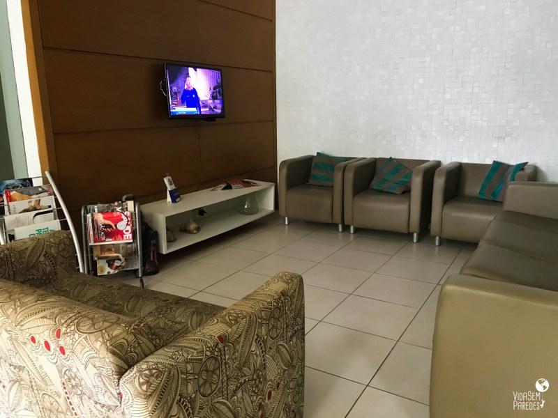 Navegantes Praia Hotel: hospedagem em Recife