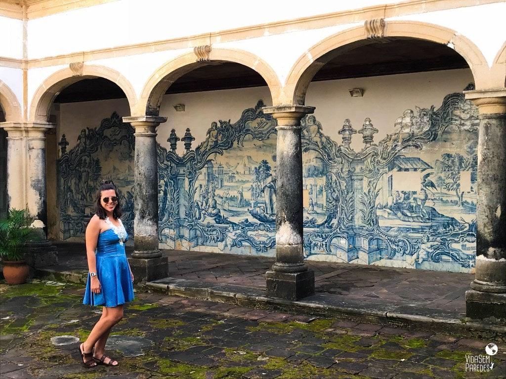 O que fazer no centro histórico de Olinda, Pernambuco: Convento São Francisco