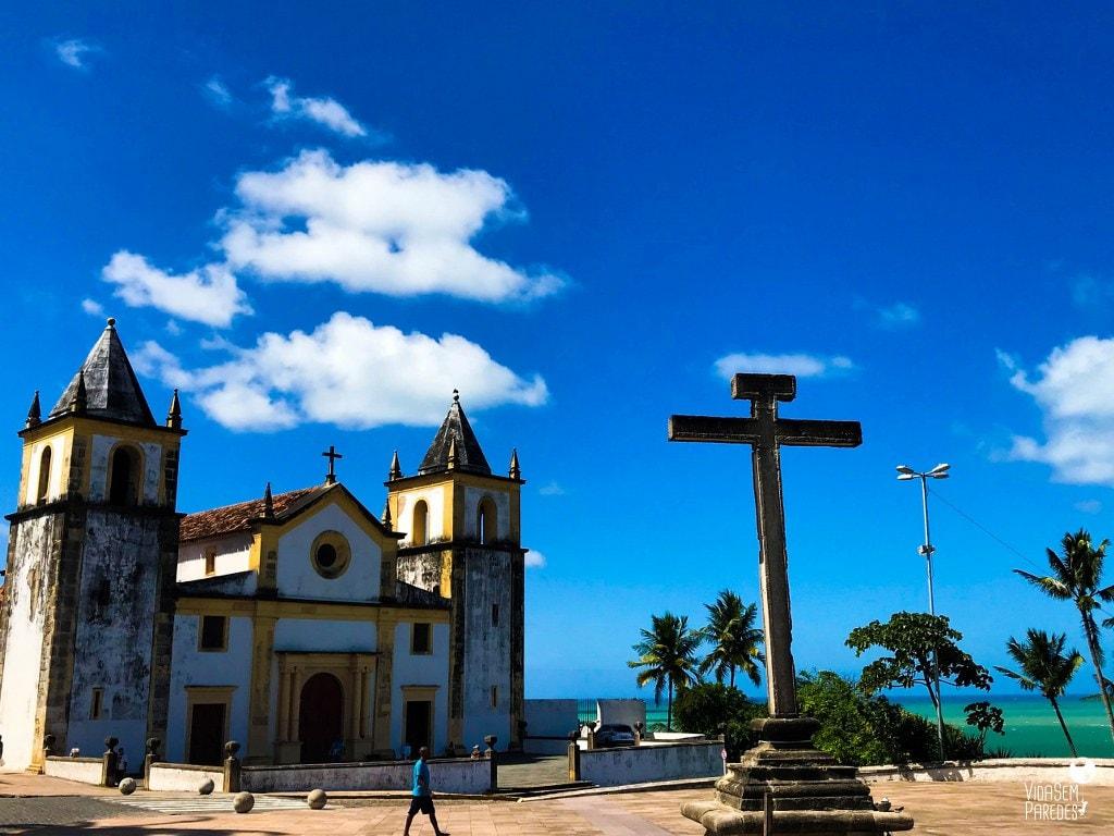 O que fazer no centro histórico de Olinda, Pernambuco: Catedral da Sé