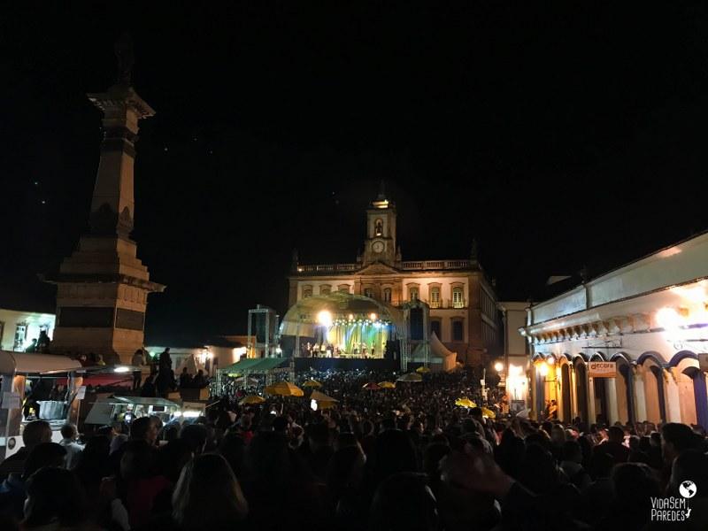 O que fazer em Ouro Preto (MG): melhores atrações - Praça Tiradentes