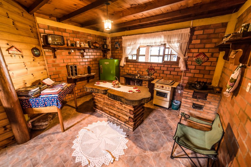 Pousada Salto Sete: Onde se hospedar em Prudentópolis, Paraná