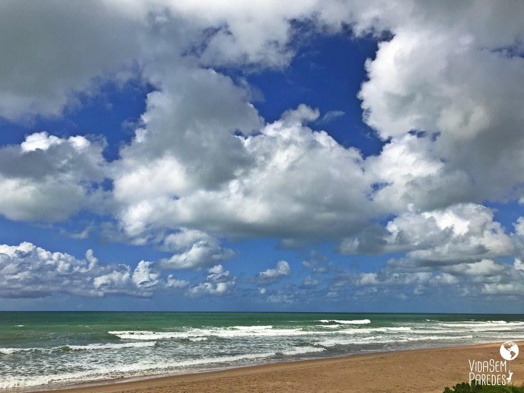 Praias de Porto de Galinhas: (PE): Praia do Cupe