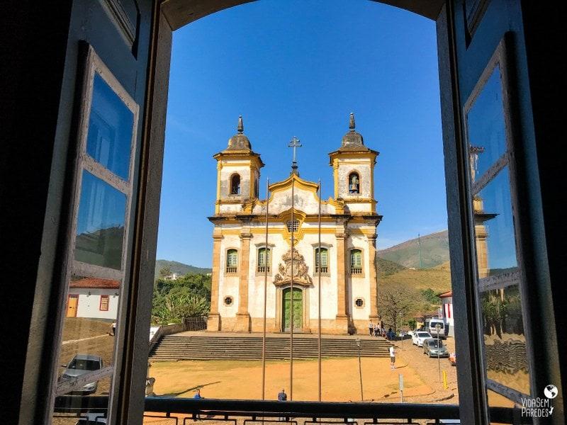 Atrações em Mariana: Casa de Câmara