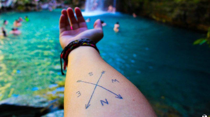 Como chegar na cachoeira Santa Bárbara, Chapada dos Veadeiros