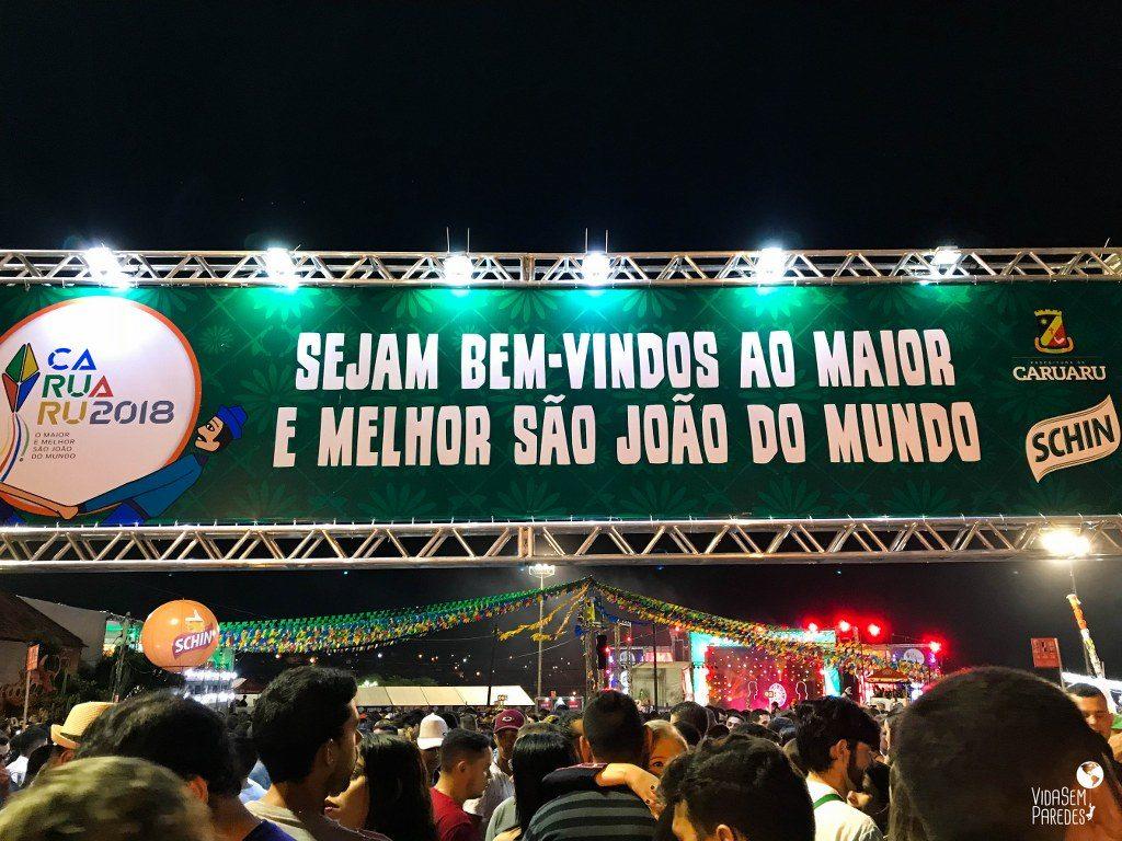 Sao Joao de Caruaru PE
