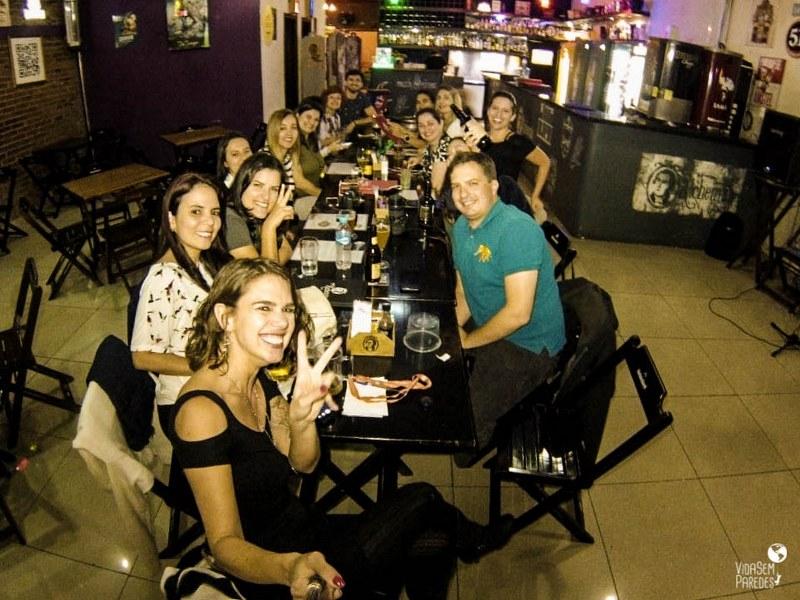 Encontro de blogueiros - ERBBV 2018