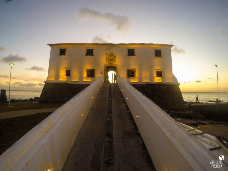 Forte de Santa Maria, Salvador
