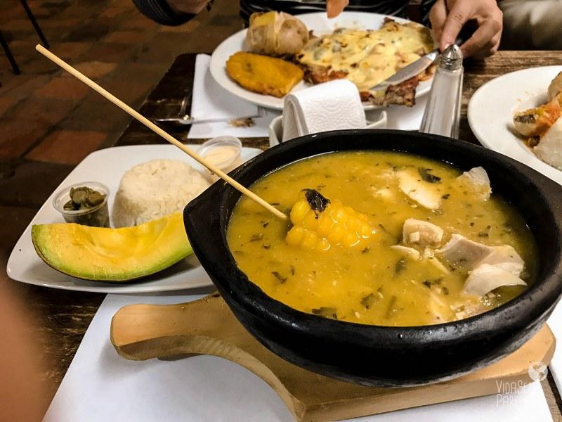 O que comer na Colombia