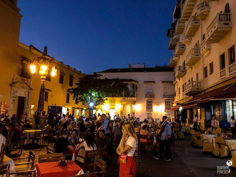onde ficar em Cartagena das Índias