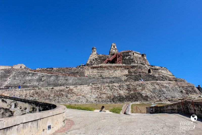 Castelo San Felipe de Barajas Cartagena