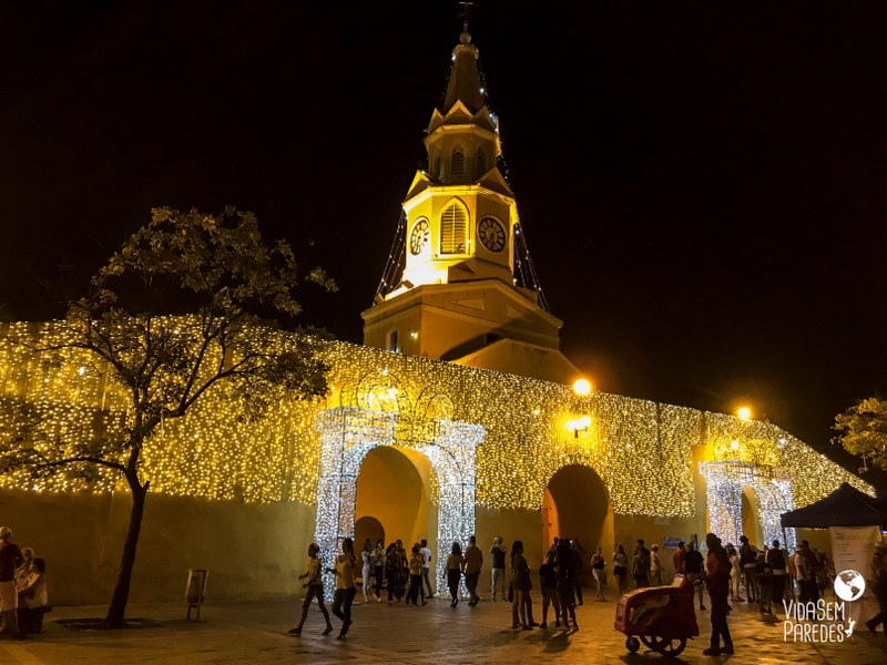 Torre do Relógio Cartagena