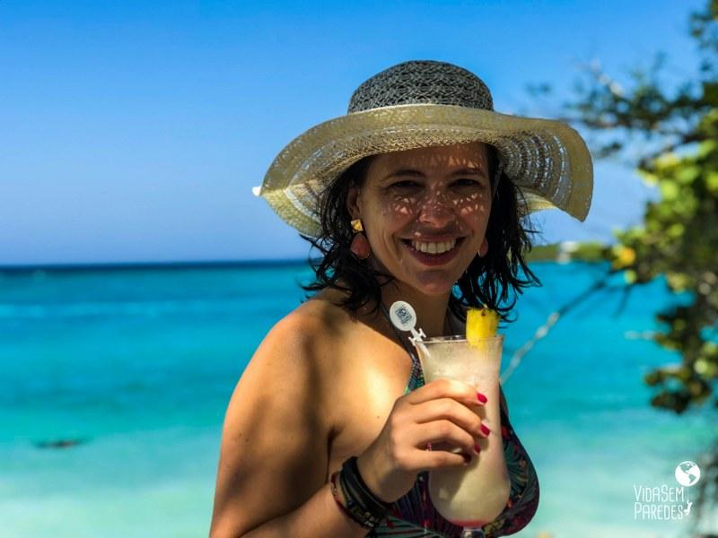 Islas Rosario, turismo Colombia