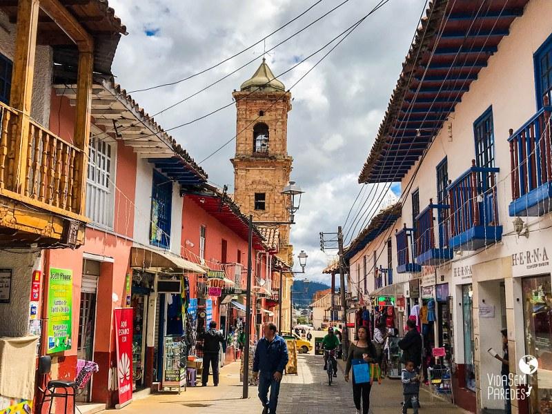 Zipaquirá Colômbia