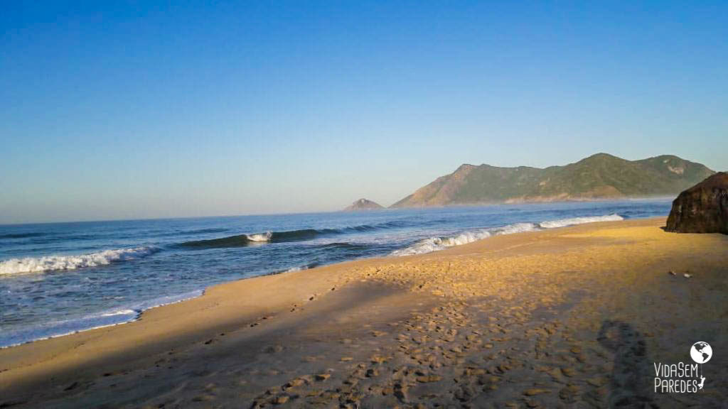 Praias do Rio de Janeiro: Grumari