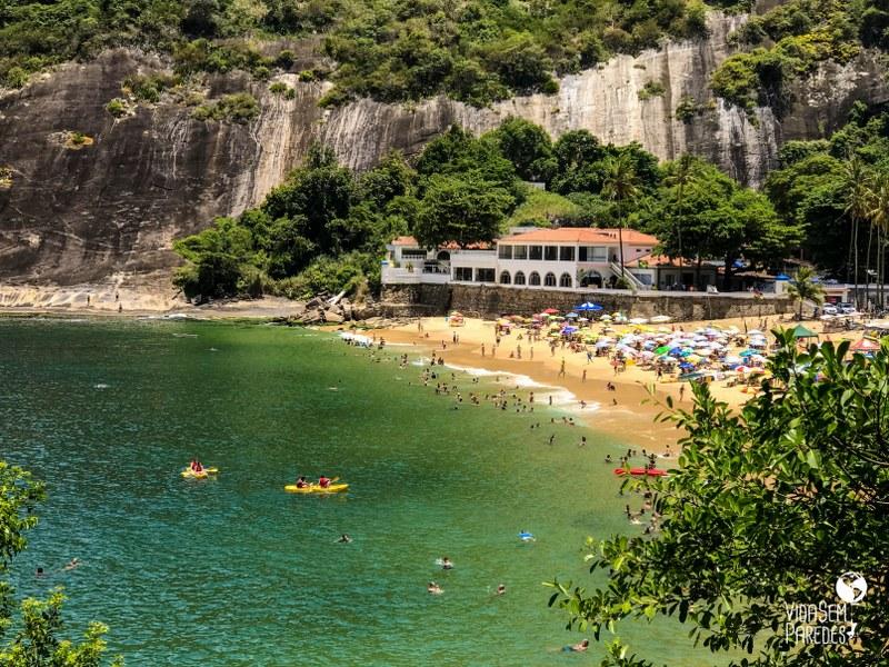 Praias do Rio de Janeiro: Praia Vermelha