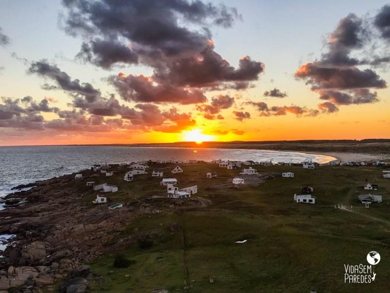 Playa Sur Cabo Polônio