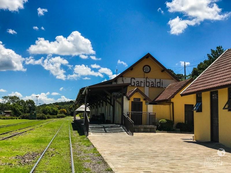 Estação de Garibaldi RS
