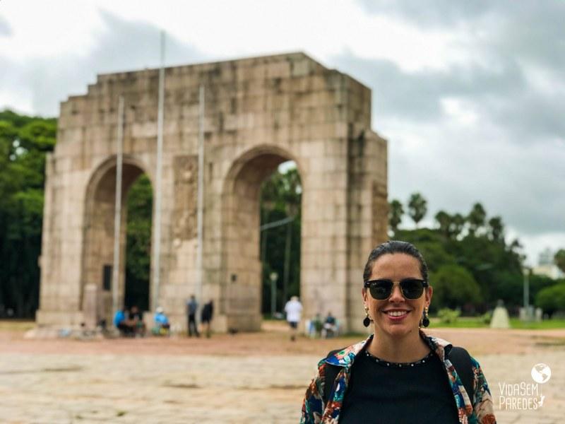 Parque Farroupilha Porto Alegre RS