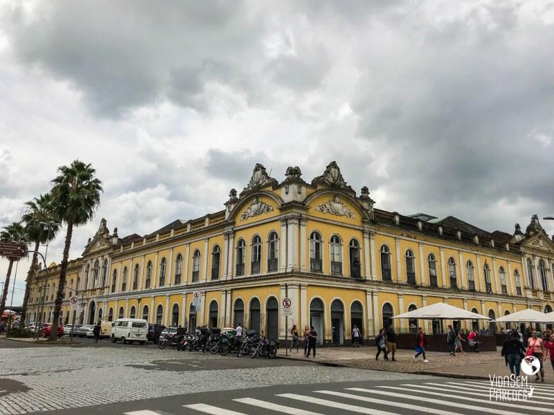 Mercado Publico de Porto Alegre RS