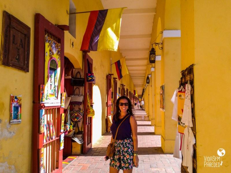 Cartagena, turismo Colombia