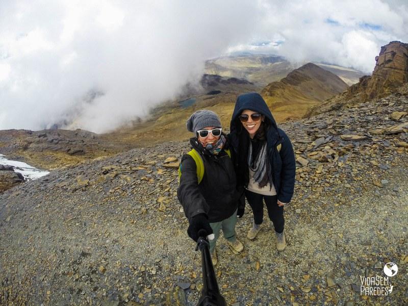Chacaltaya, passeio em La Paz