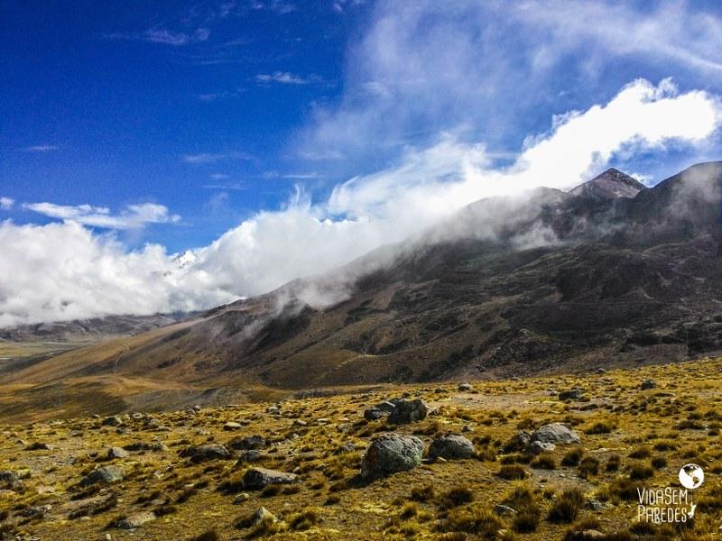 Montanha Chacaltaya