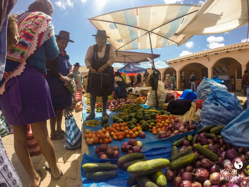 Mercado Campesino Tarabuco