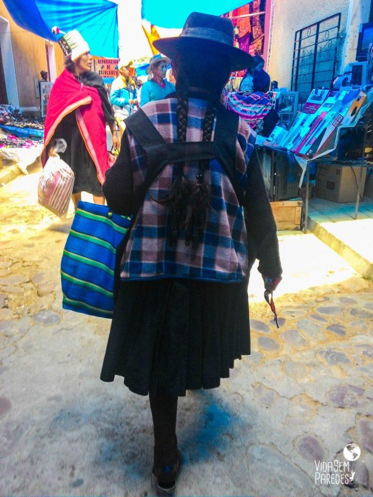 Cultura indigena Bolivia