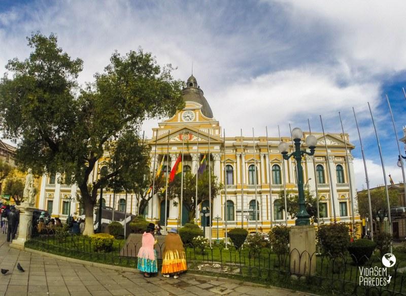 Congresso Nacional da Bolívia
