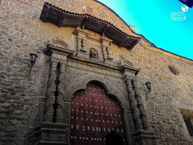 Igreja de São Francisco Potosi