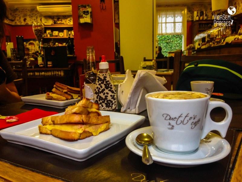 Duettos Cafe