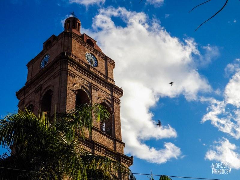 Torre da Catedral de San Lorenzo