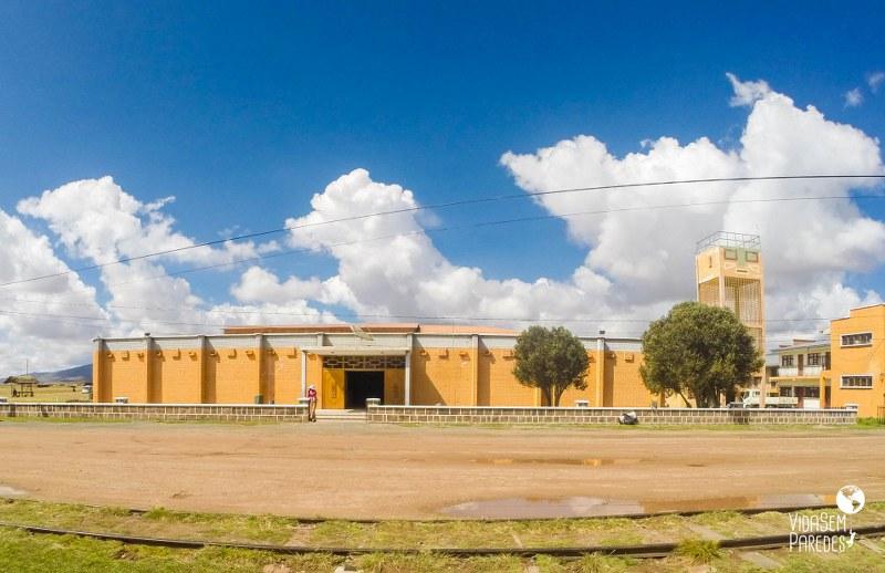 museus Tiahuanaco