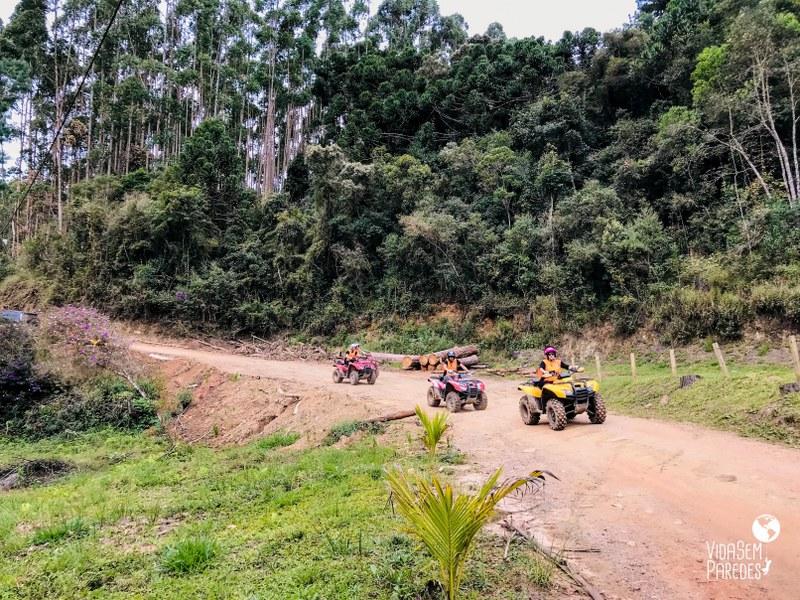 Quadriciclo Monte Verde