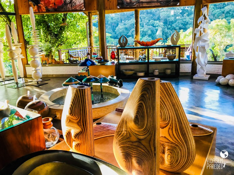 Unger's Pottery House Galeria de Arte