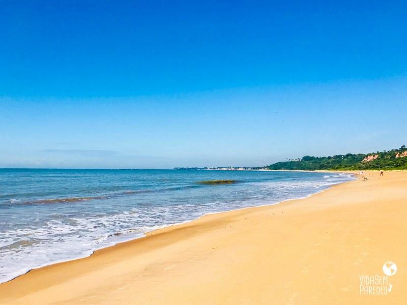 Praia Itacimirim
