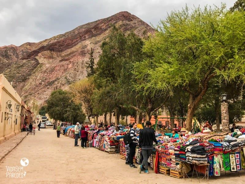 feira purmamarca