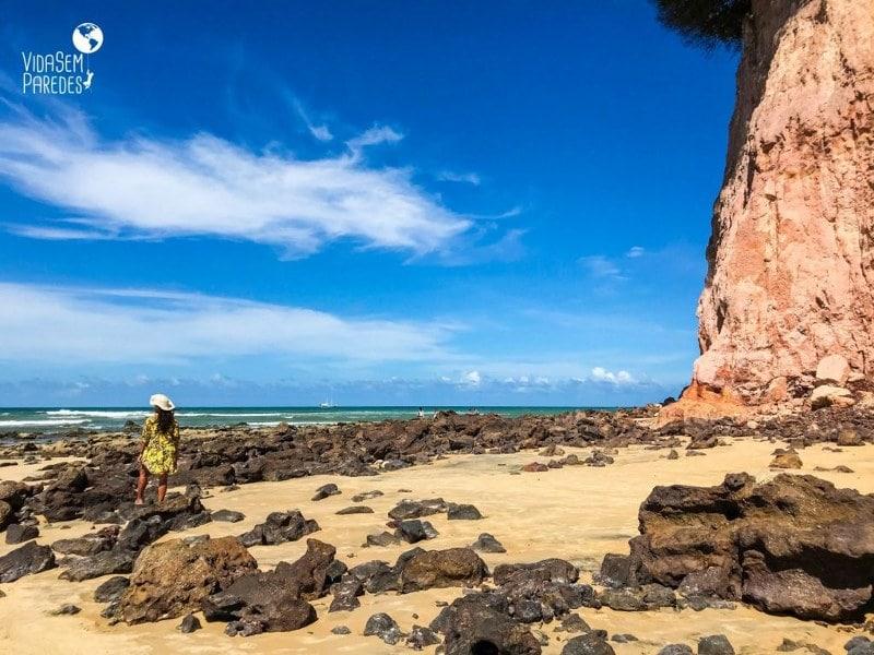 falesias praia de pipa